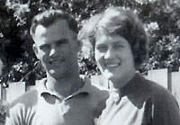 Maurice and Betty Roughsedge