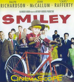 Poster for the film Smiley.