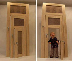 One door for all ages
