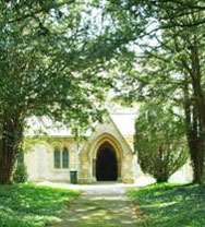 All Saints Church, Ridgmont, Bedfordshire, UK.